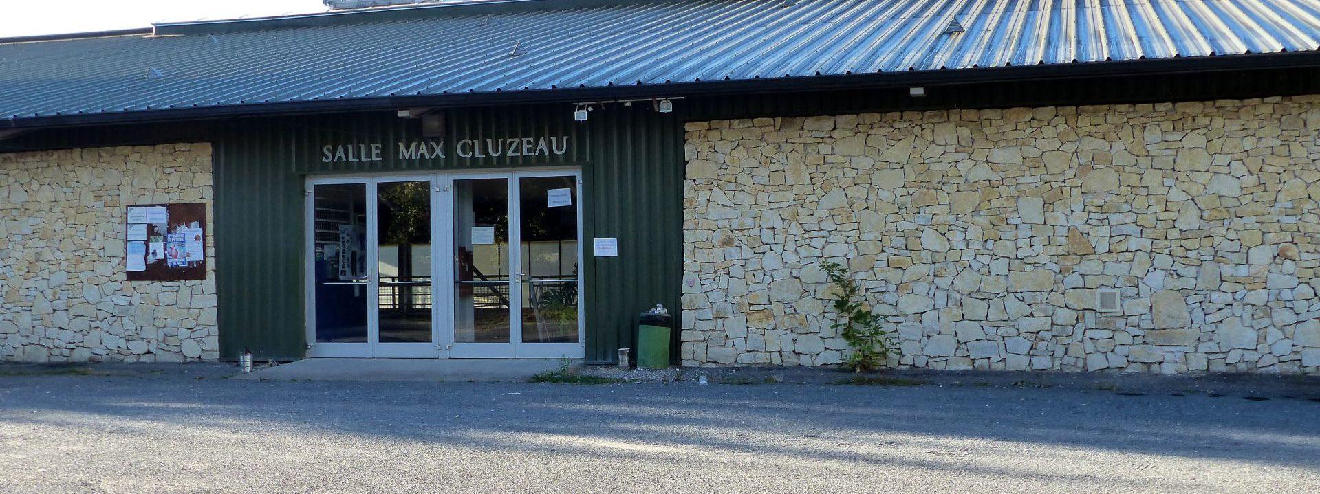 Salle Max Cluzeau