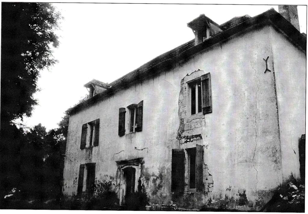 Maison dite «château de Lespinasse» en 2003