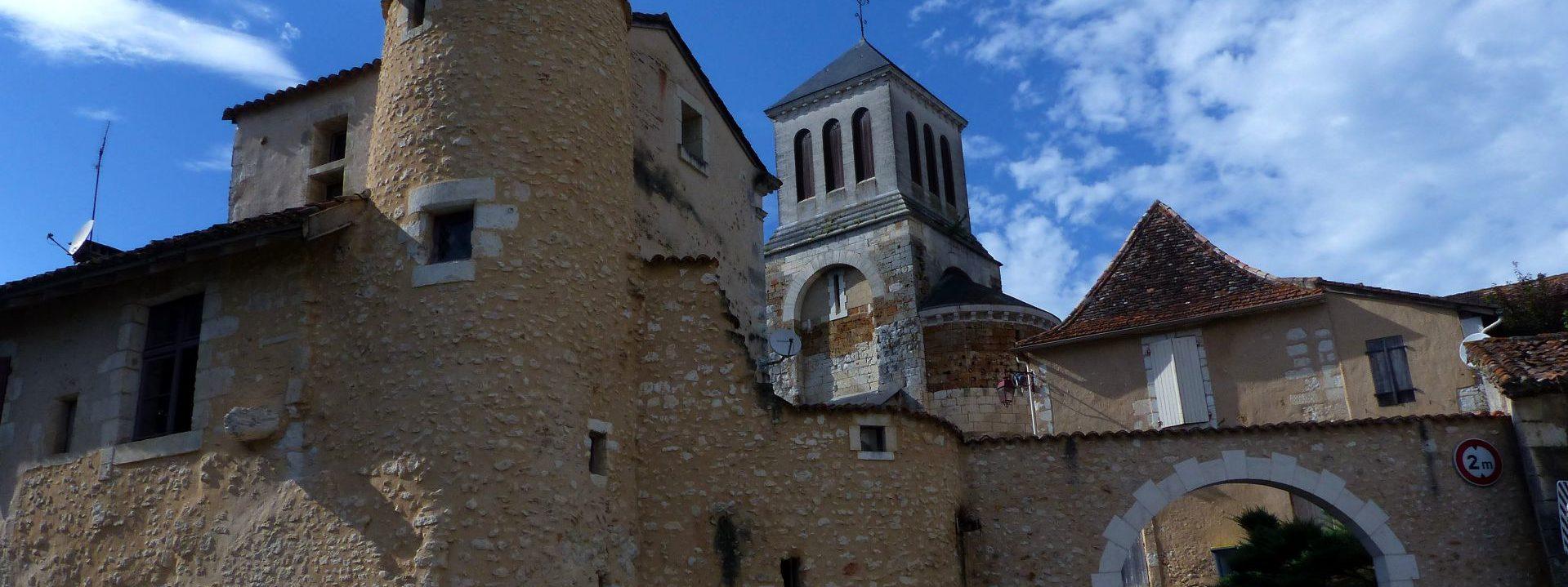 La Tour et l'Église